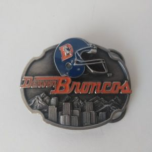 1989 - Denver Broncos - Siskiyou Belt Buckle Limit